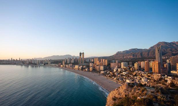 alquiler coches Alicante Benidorm