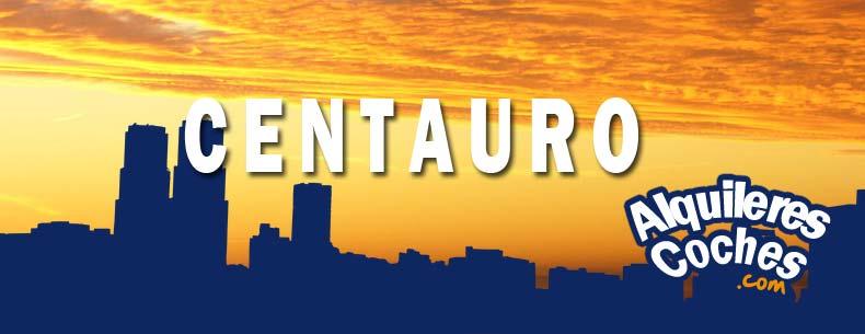 Centauro: alquiler de coche en Centauro