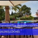 Five-Bedroom Villa in Josep de Sa Talaia / San Jose, booking al mejor precio