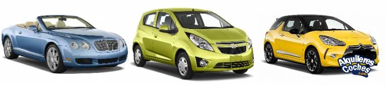 Barajas (Centro Ciudad) alquiler coches