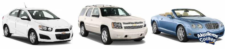 Benidorm (La Cala) alquiler coches