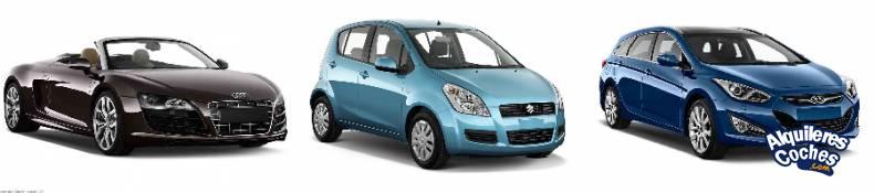 Las Rozas (Centro Ciudad) alquiler coches