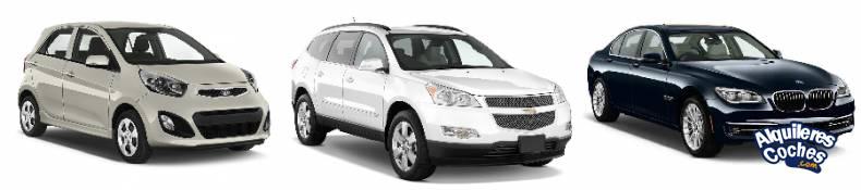 San Antonio alquiler coches