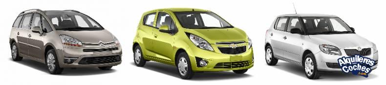 Las Rozas (Centro Ciudad) alquileres coches
