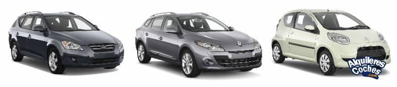 Cala San Vicente coches disponibles en