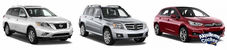 Paseo De La Castellana coches disponibles en